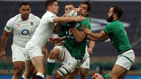 Autumn Nations Cup LIVE: England v Ireland at Twickenham ...