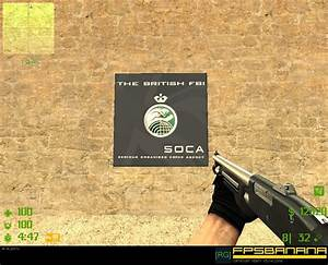 Serious Organised Crime Agency | Counter-Strike: Source Sprays