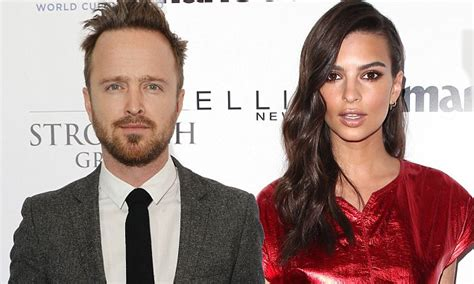 Aaron Paul teams up with Emily Ratajkowski in Welcome Home ...