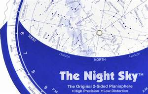 Quick Guide To Using The Night Sky Planisphere