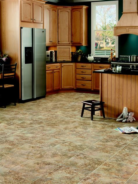 clean kitchen floor duraceramic rapolano in desert chimney congoleum 6517
