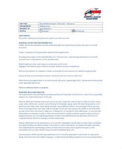 maintenance description duties maintenance description 9 free pdf documents free premium templates