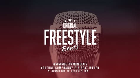 freestyle rap hip hop instrumental  youtube