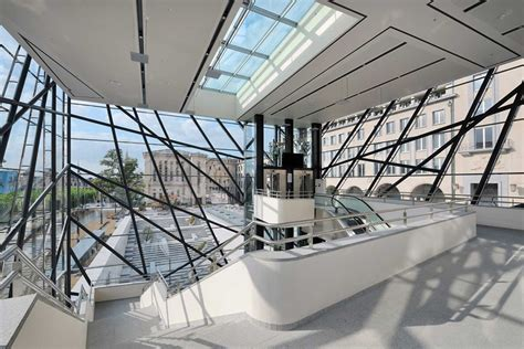 Square Brussels Meeting Center By A2rc Architects