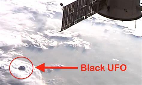Black Knight Satellite or UFO Caught via NASA Space ...