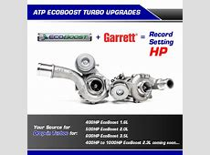 ATP TURBO The Premiere Provider of Turbocharging Components