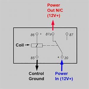 Spdt Relay Schematic, Spdt, Get Free Image About Wiring ...