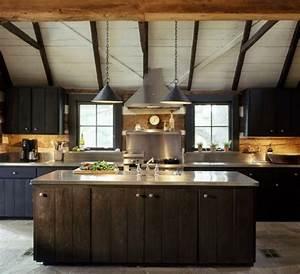Cuisine Style Industriel Ikea : cuisine industrielle l 39 l gance brute en 82 photos exceptionnelles ~ Preciouscoupons.com Idées de Décoration