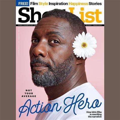 Idris Elba Talks Masculinity, & More In Latest Issue 0f ...