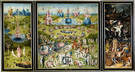 in the garden of earthly delights the garden of earthly delights