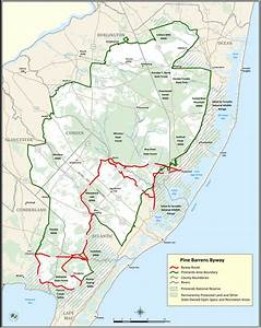 New Jersey Pine Barrens A Visitors Guide