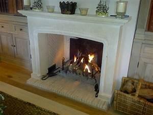 Cheminée à Foyer Ouvert : cheminee foyer ouvert gaz ~ Premium-room.com Idées de Décoration