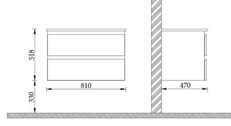 hauteur meuble salle de bain obasinc
