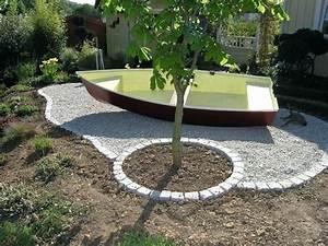 Cailloux Deco Jardin : idee deco massif jardin spa amiens sonails ~ Melissatoandfro.com Idées de Décoration