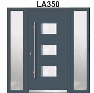 Haustür Kunststoff Mit Seitenteil Preis : la350 haust r mit 2 seitenteilen wh94 aluminium mit ~ Articles-book.com Haus und Dekorationen