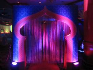 Arabian Nights or Bollywood Themed Event