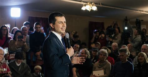 latest  hampshire polls buttigieg