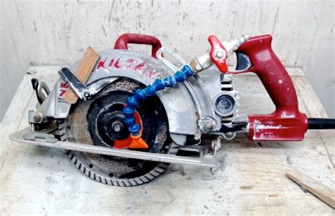 Skil Tile Saw Manual by Working