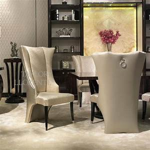 Designer, High, Back, Wing, Chairs
