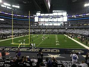 Cowboys Interactive Seating Chart At T Stadium Section 147 Dallas Cowboys Rateyourseats Com