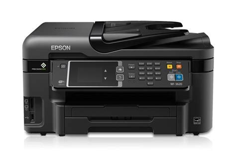 Precisioncore, epson's most progressive printhead innovation, controls the business driving yield quality and toughness that epson is prestigious for, at the high speeds required for office, business and modern printing. Epson Wf 3620 Software Download : epson workforce wf 3620 ...