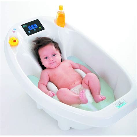 modern baby bath tub special timer offer new launch baby patent aquascale