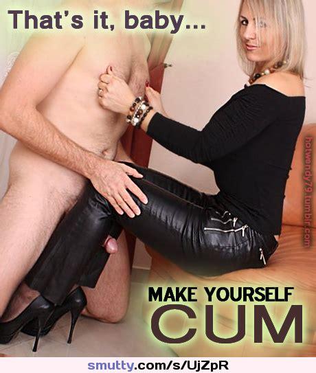 Femdom Mistress Cfnm Leghump Instructions Caption