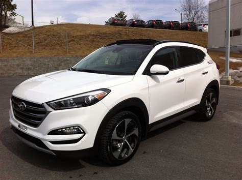 hyundai tucson used 2017 hyundai tucson limited ultimate 1 6t awd in