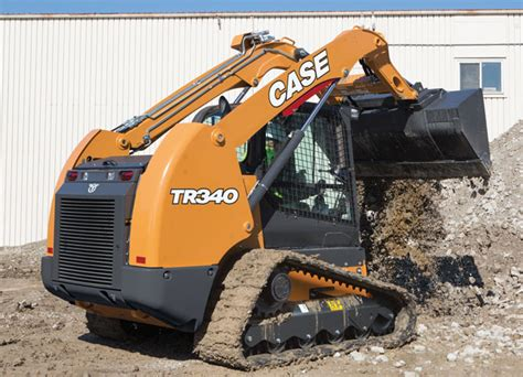 case compact track loaders summarized  spec guide compact equipment