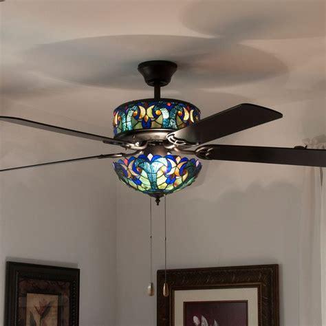 best 25 tiffany ceiling fan ideas on pinterest 60