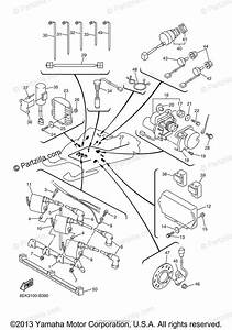 Yamaha Snowmobile 2003 Oem Parts Diagram For Electrical
