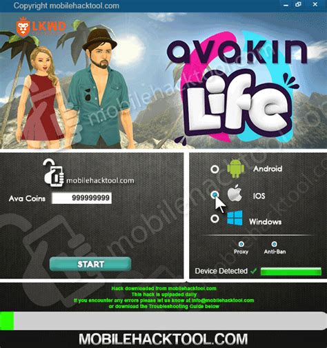 avakin hack cheats box hacks avacoins gems unlimited pc mac dedicated shared updates below support link comments hackinjectors