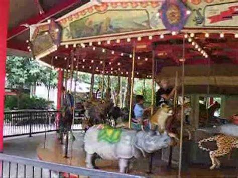 carousel de atlanta zoo youtube