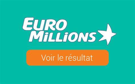 The last euromillions draw number was 1400. Euromillion 15 Janvier 2021 - Resultat De L Euromillions ...