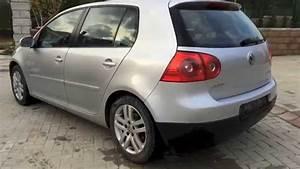 Volkswagen Golf V : 2006 volkswagen golf 5 goal edition 1 6 fsi youtube ~ Melissatoandfro.com Idées de Décoration