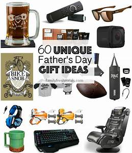 60 Unique Father's Day Gift Ideas - Family Fresh Meals