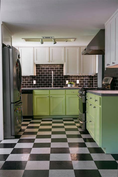 checkered kitchen floor  globaldatamillcom
