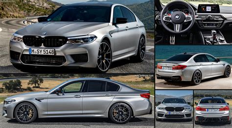 Bmw M5 Competition (2019)  Pictures, Information & Specs