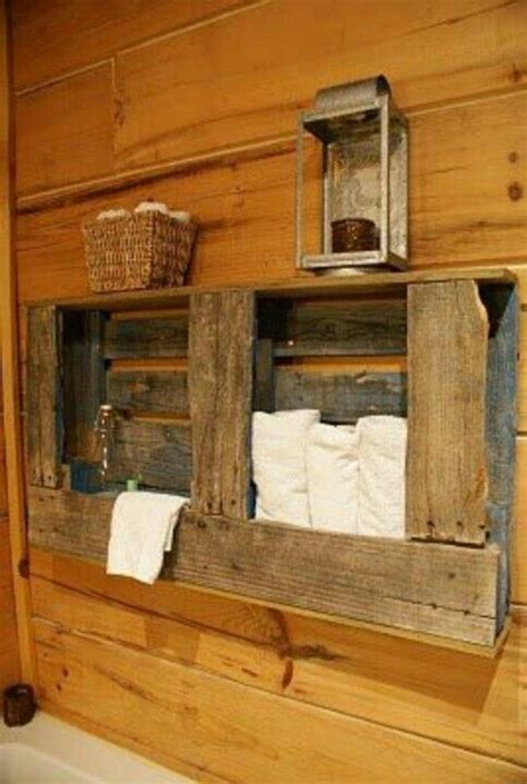 Rustic Bathroom Furniture Ideas ? Would Your Bathroom In