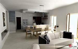 Cucina Pranzo Salotto Open Space ~ Idee per il design