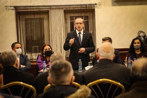 Hoti: Kundërshtarët e LDK-së, janë kundërshtarë të shtetit ...