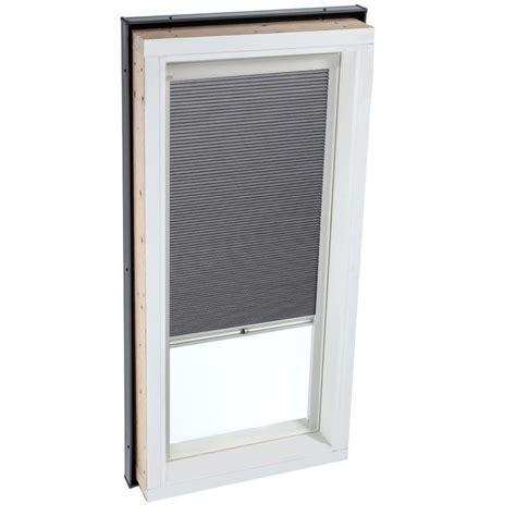 velux skylight blinds velux manual room darkening grey skylight blinds for fcm