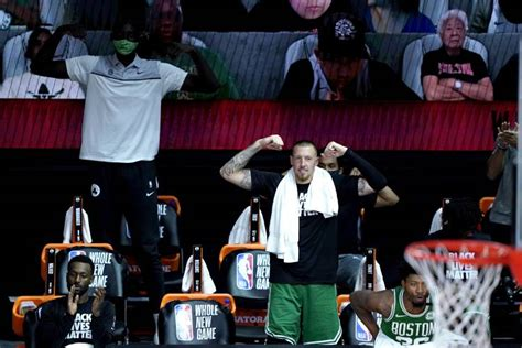 The Recorder - Celtics build 40-point lead, roll past ...