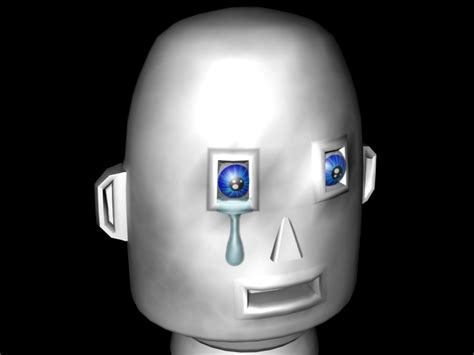Sad Robot By Crazyyoda On Deviantart