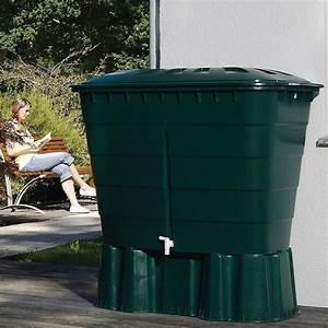 Recuperateur Eau De Pluie 1000 Litres : recuperateur d 39 eau de pluie chez gamm vert ~ Premium-room.com Idées de Décoration