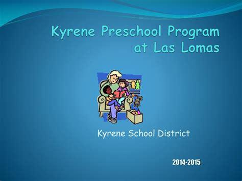 ppt kyrene preschool program at las lomas powerpoint 672 | kyrene preschool program at las lomas l
