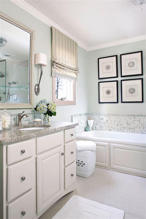 popular bathroom paint colors  homes gardens