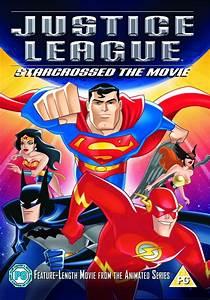 Justice League Star Crossed The Movie Dvd Zavvi