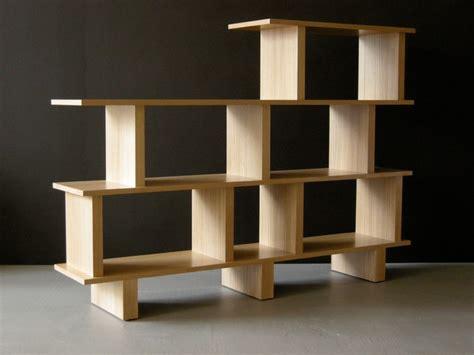 modern room divider bookcase bookcase room divider oak modern bookcases san