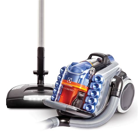 Electrolux Beam Bedienungsanleitung by Electrolux Ultracaptic Bagless Canister Vacuum